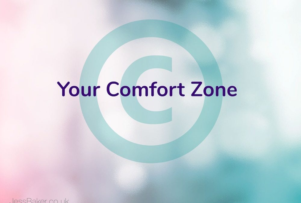 The Comfort Zone Myth
