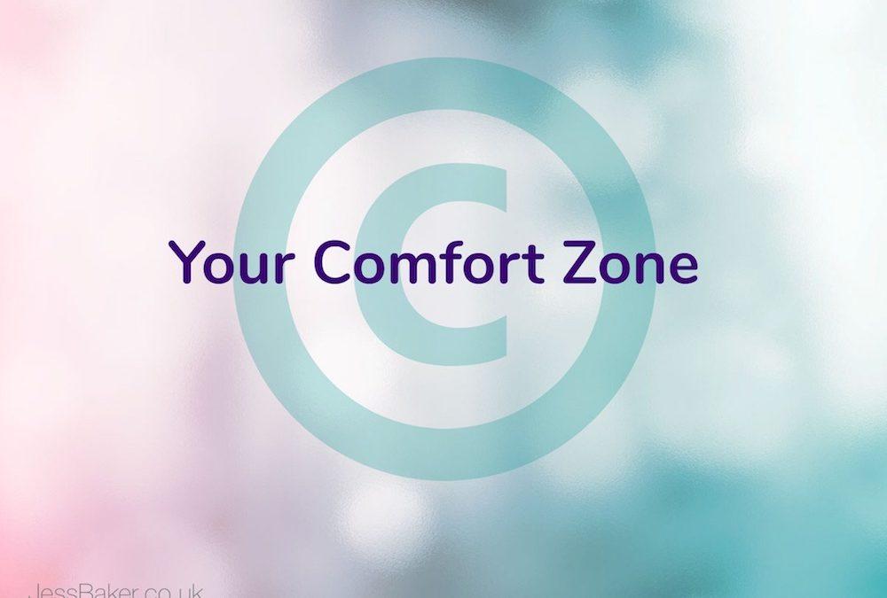 The Comfort Zone Myth