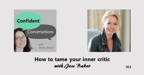Tame Your Inner Critic: The Confident Mother Podcast
