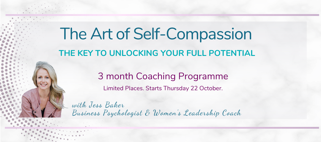 THE ART OF SELF COMPASSION JESS BAKER